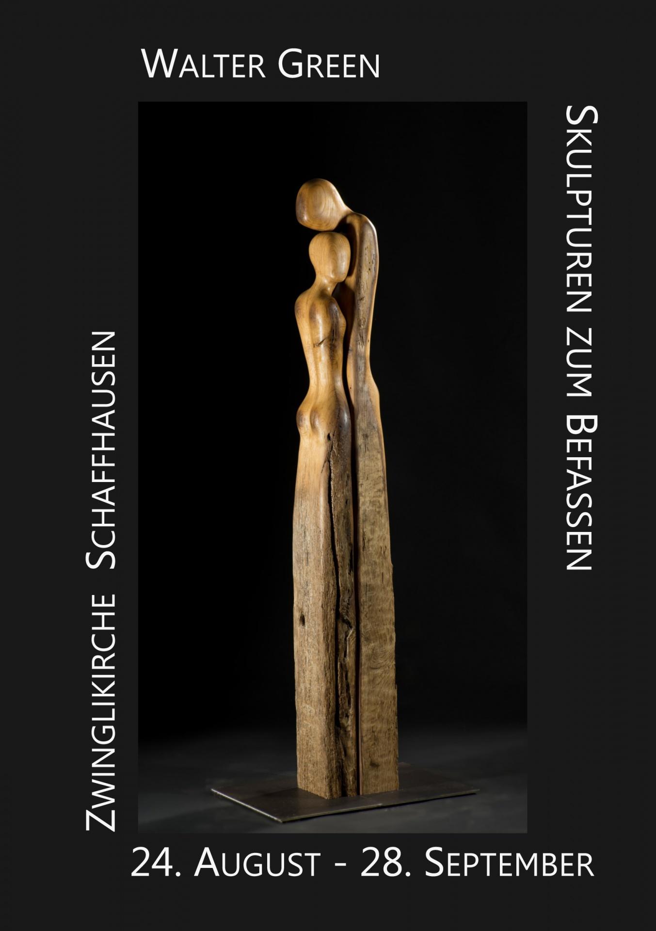 Walter Green Skulpturen