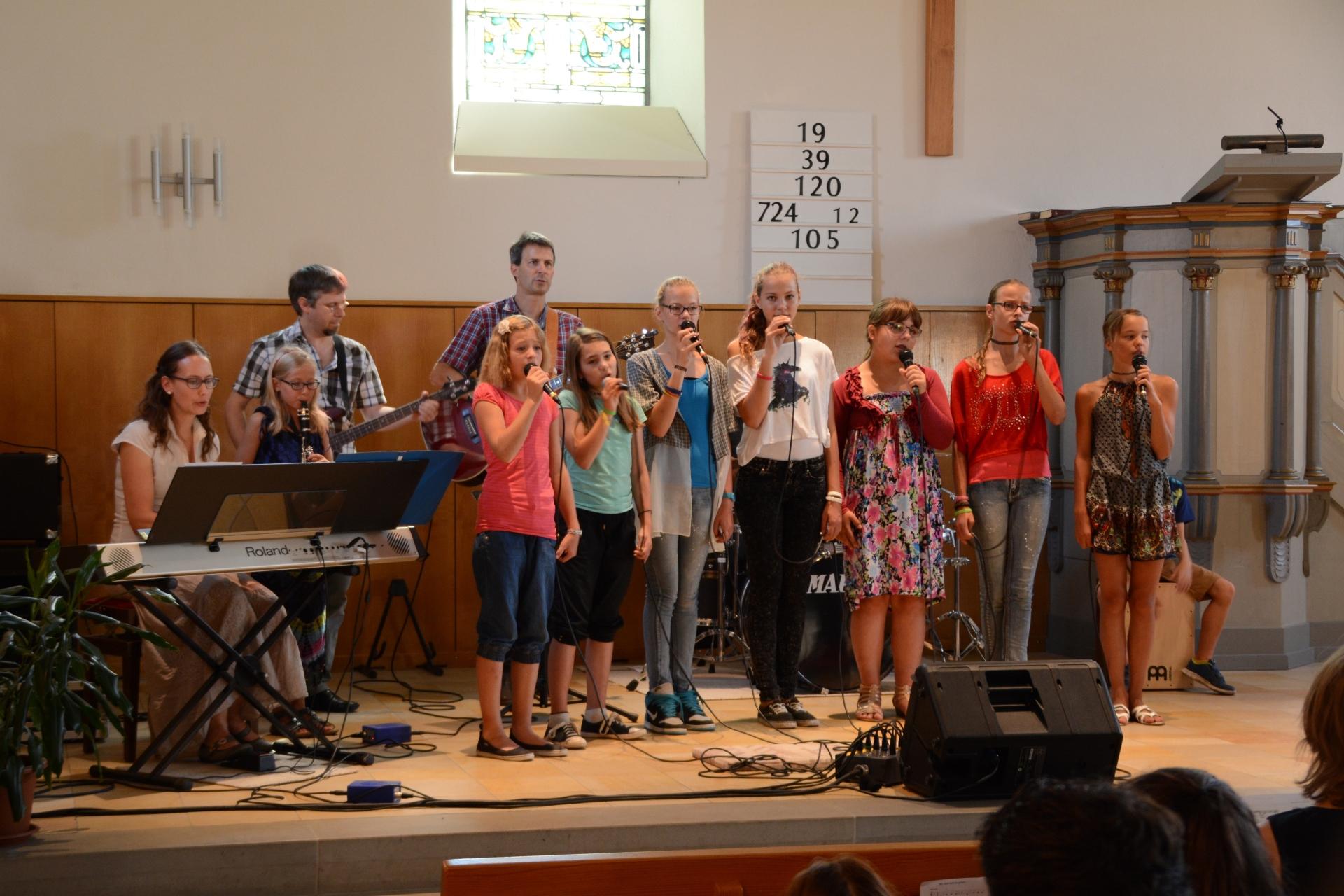 Gottesdienst Lieder Modern